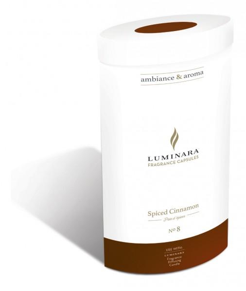 Luminara Duftkapsel Nr. 8 Spiced Cinnamon